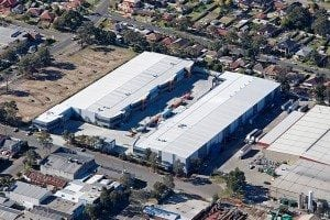 Condell Part Industrial Property Trust